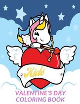 Kids Valentine's Day Coloring Book