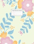 Graph Composition Notebook: Grid Paper Notebook: Large Size 8.5x11 Inches, 110 pages. Notebook Journal: Pretty Colourful Plants Workbook for Presc