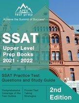 SSAT Upper Level Prep Books 2021 - 2022