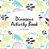 The Completely Inaccurate Dinosaur Coloring Book for Children (8.5x8.5 Coloring Book / Activity Book)