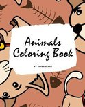 Animals Coloring Book for Children (8x10 Coloring Book / Activity Book)