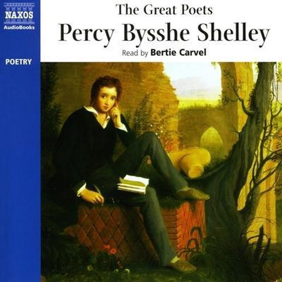 Boek cover Percy Bysshe Shelley van Percy Bysshe Shelley (Onbekend)