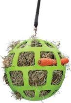 RelaxPets - Hay Slowfeeder - Fun and Flex - 22 cm - Groen - Flexibel - Volledig Veilig