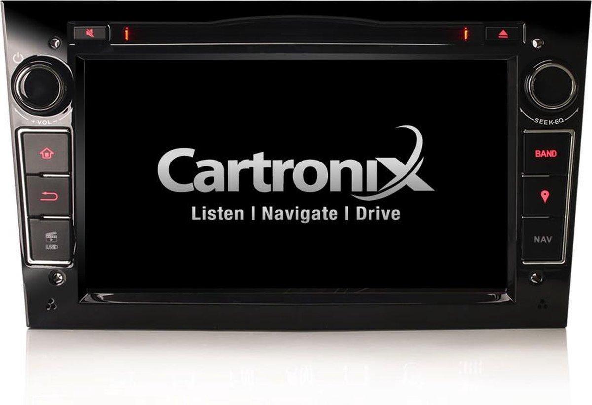 Opel Autoradio Navigatie - Bluetooth - CD/DVD speler – Glans Zwart