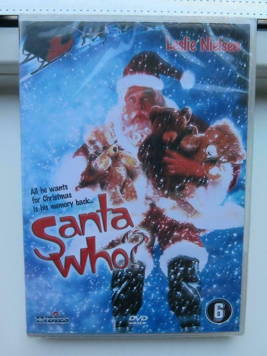 Cover van de film 'Santa Who?'