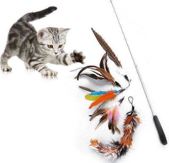 JDI PetsPerfect Kattenhengel met 5 Hangers
