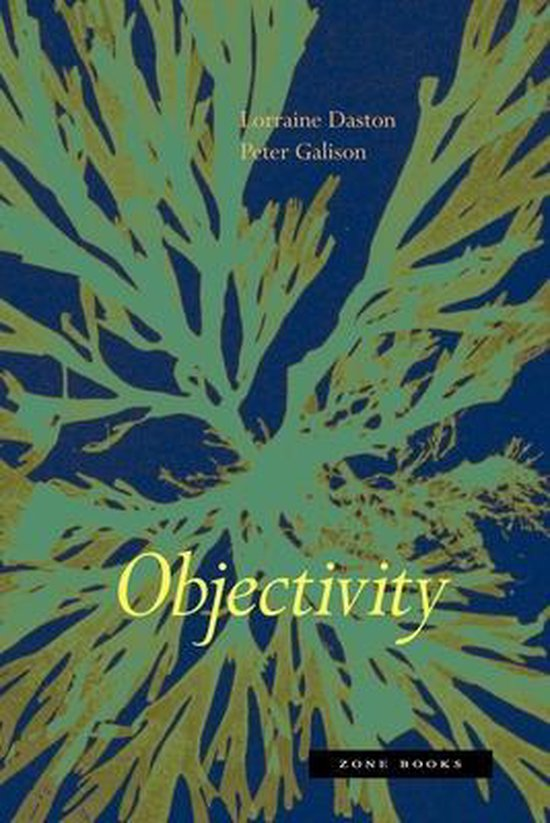 Boek cover Objectivity van Lorraine Daston (Paperback)