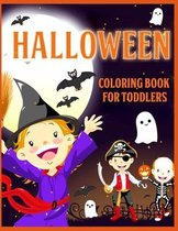 Halloween Coloring Book for Toddler: