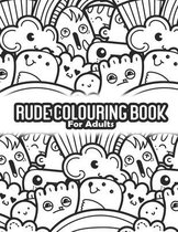 Rude Colouring Book For Adults