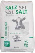 Fijn Landbouwzout   Strooizout 25kg   Ideaal tegen