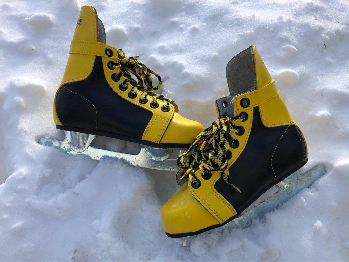 Kinderschaatsen Avento Maat 31 - Schaats - Kinderschaats - ijshockey - ijshockeyschaats