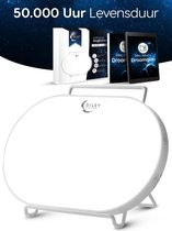 Diley Dreams® Professionele LED Daglichtlamp - Lichttherapie - Bureaulamp - Hobby - Winterdepressie - Energielamp - SAD
