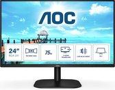 AOC 24B2XH - Full HD IPS Monitor - 24 inch