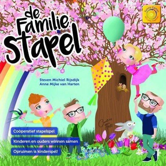 Afbeelding van het spel Sunny Games De Familie Stapel