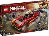 LEGO NINJAGO Legacy X1 Ninja Charger - 71737