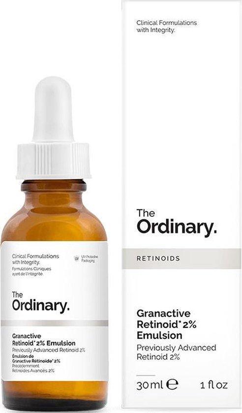The Ordinary Retinoid 2%  - Retinol - Gevoelige huid - Acne - Rimpels - Geen irritatie