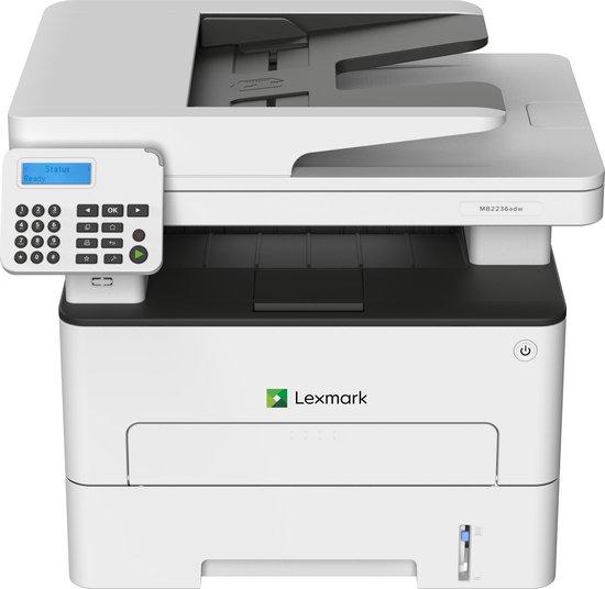 Lexmark MB2236adw - All-in-One Zwart-Wit Laserprinter