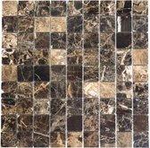 Natuursteen Mozaiek - Mosaic Tegel