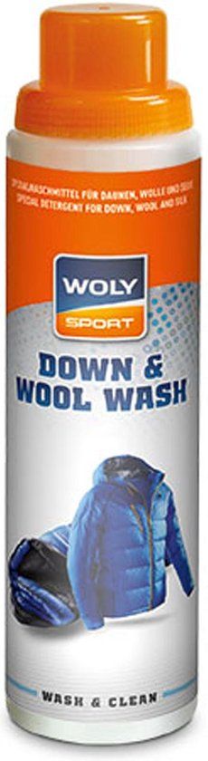 Woly Sport Down & Wool Wash 250ml