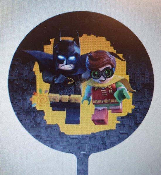 Ballon Lego Batman, 40cm kindercrea