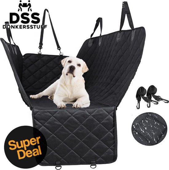 Hondendeken Auto - Hondendeken Auto Achterbank - Kofferbak - Hondenkleed - Zwart
