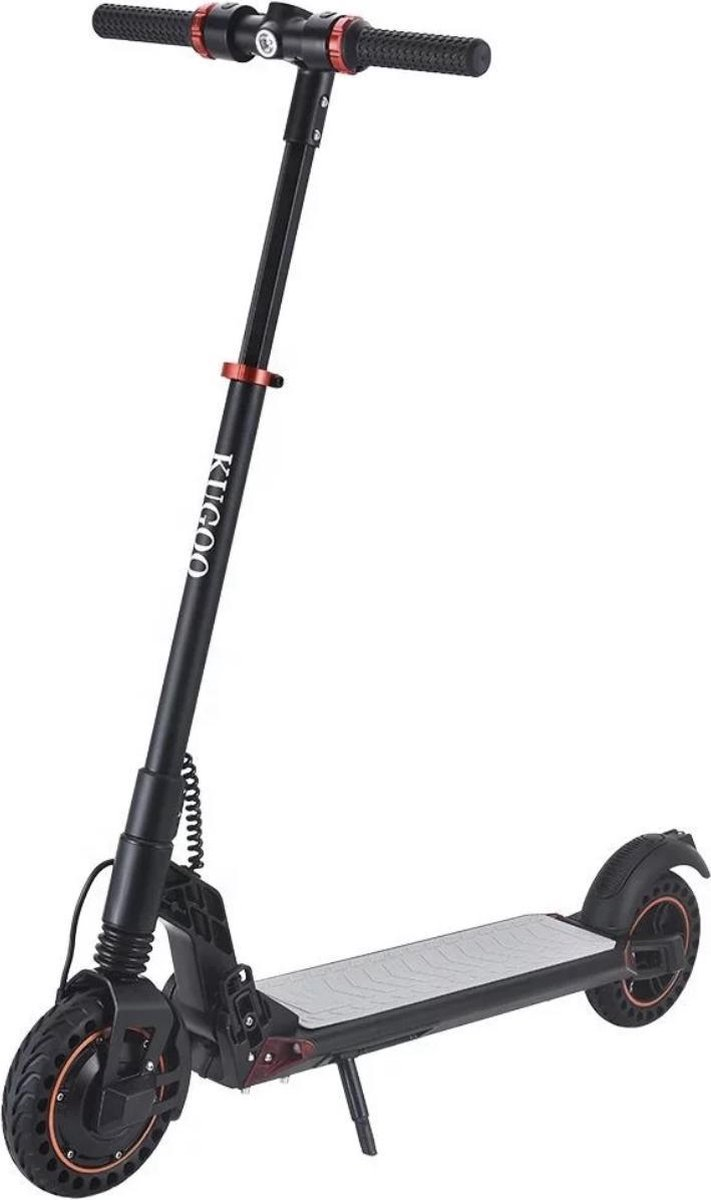 KUGOO S1 Vouwbare Electrische step / scooter 30km per uur - wit