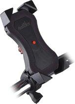 Telefoonhouder Fiets - Smartphone Telefoon Houder - Ook voor scooter/motor - Automatische klikbevestiging - Universeel - 360 graden verstelbaar - Handsfree