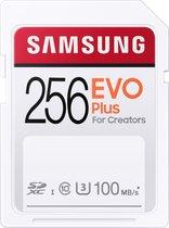 Samsung EVO Plus SDXC 256GB