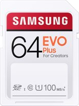 Samsung EVO Plus SDXC 64GB