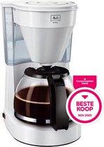 Melitta Easy II - Filter-koffiezetapparaat - Wit