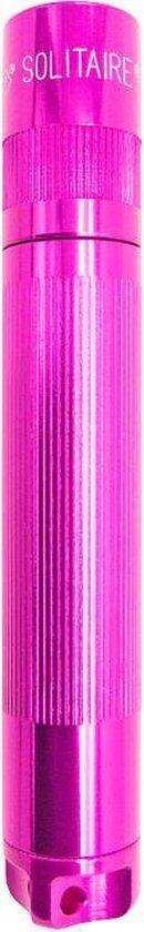 Maglite Solitaire Roze (collectors item)