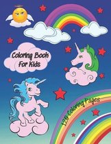 Coloring Book For Kids: Animals for Toddlers