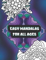 Easy Mandalas For All Ages