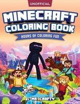 Minecraft's Coloring Book: Minecrafter's Coloring Activity Book