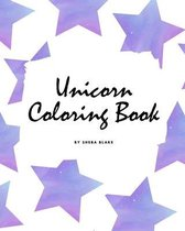 Unicorn Coloring Book for Children (8x10 Coloring Book / Activity Book)