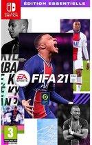 Electronic Arts FIFA 21, Nintedo Switch Nintendo Switch Basis