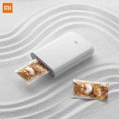 Xiaomi Mi Portable Photo Printer - Draagbare fotoprinter - kleur - inclusief 5 stuks zink papier