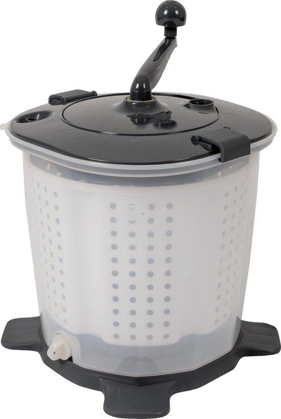Bo-Camp Wasmachine - Met centrifuge - Compact