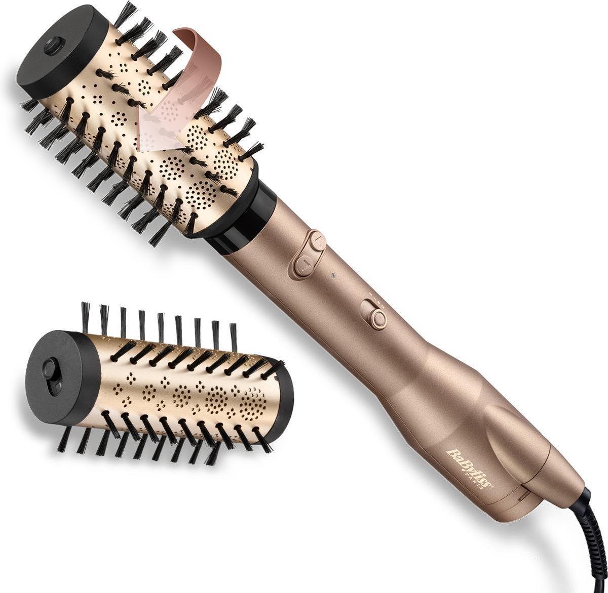 BaByliss   Big Hair Dual AS952E - Roterende F hnborstel