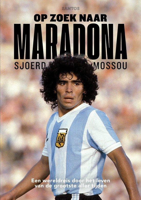 Afbeelding van Op zoek naar Maradona SANTOS 18/19