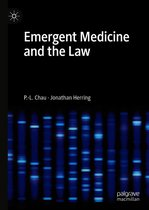 Omslag Emergent Medicine and the Law