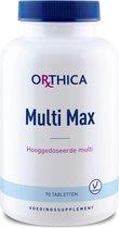 Orthica Multi Max Multivitaminen - 90 Tabletten