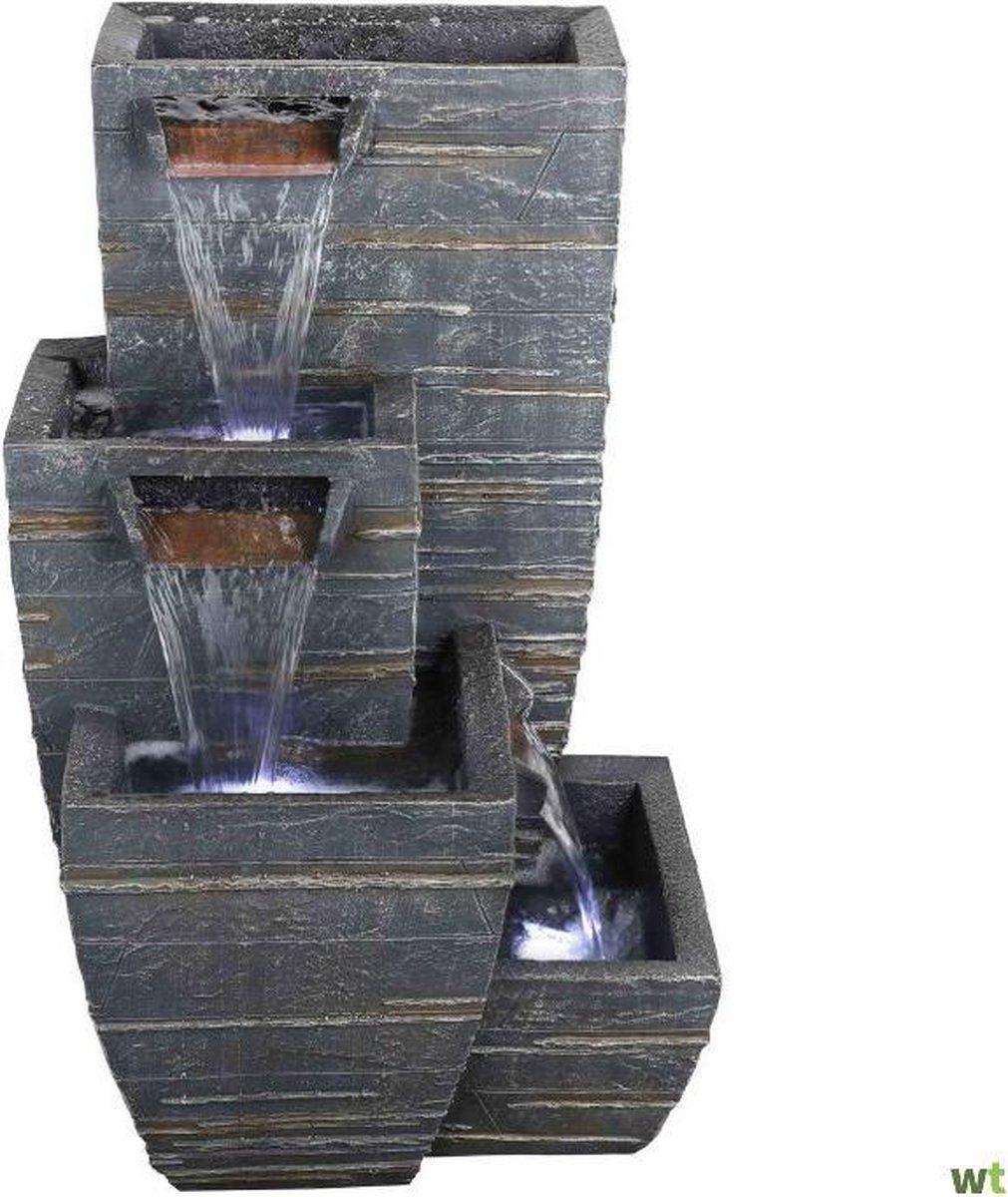 Waterornament Buiten Fontein Clam Gulan Oosterik