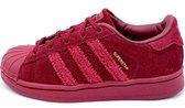 Adidas Superstar C - Bordeaux Rood - Maat 28.5