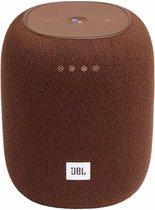 JBL Link Music - Draadloze Smart Speaker - Bruin