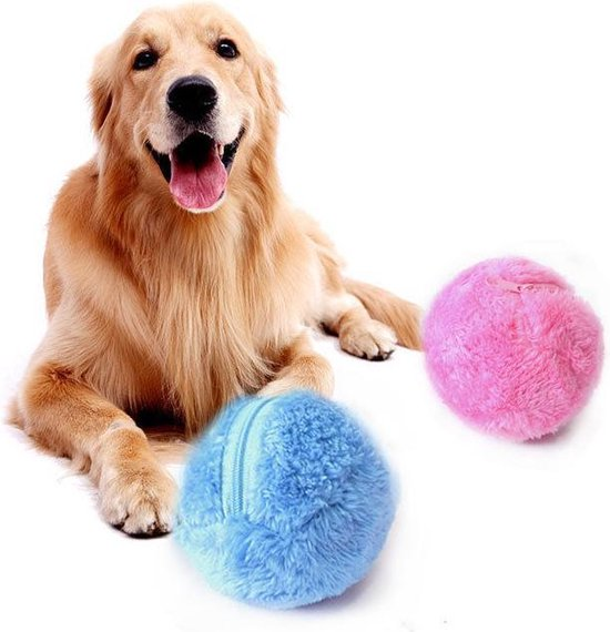 Magic Roller Ball - Honden speelgoed interactief - honden bal - Magic Rolling Ball – Honden bal bewegend – Puppy bal interactief – Automatisch Rollende bal