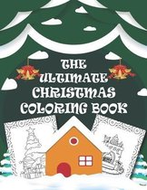The Ultimate Christmas Coloring Book