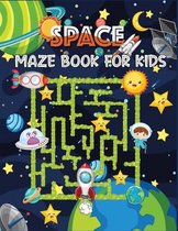 space maze book for kids