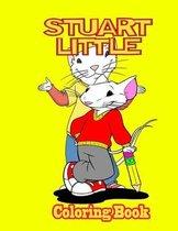 Stuart little Coloring Book