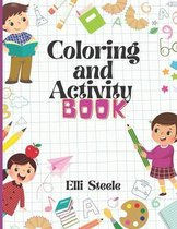 Coloring and Activity Book